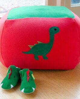 Dinosaur Beanbag