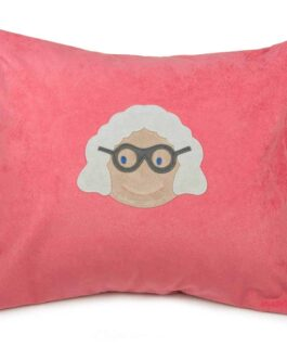 Grandmother personalised cushion