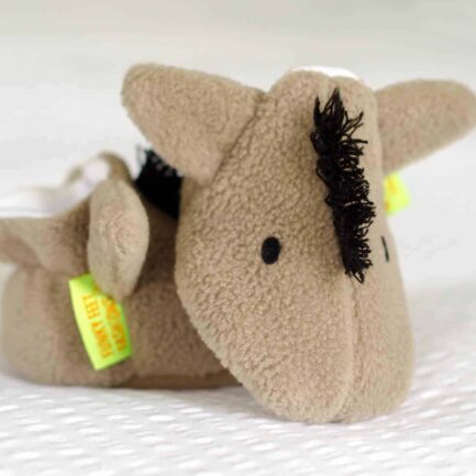 Pony soft baby shoes & toddler slippers