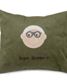 Grandfather personalised cushion