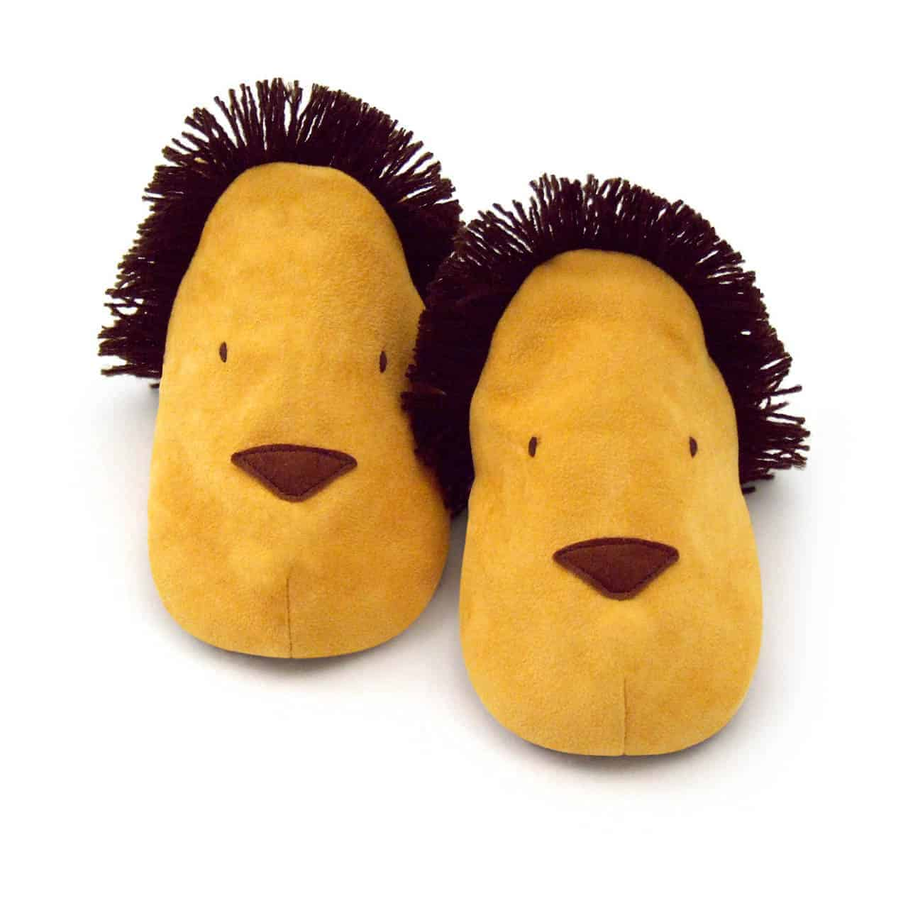 dda91b59020 Lion Soft Baby Shoes   Toddler Slippers - Funky Feet Fashions