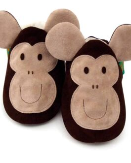 Monkey Soft Baby Shoes – Children's Slippers